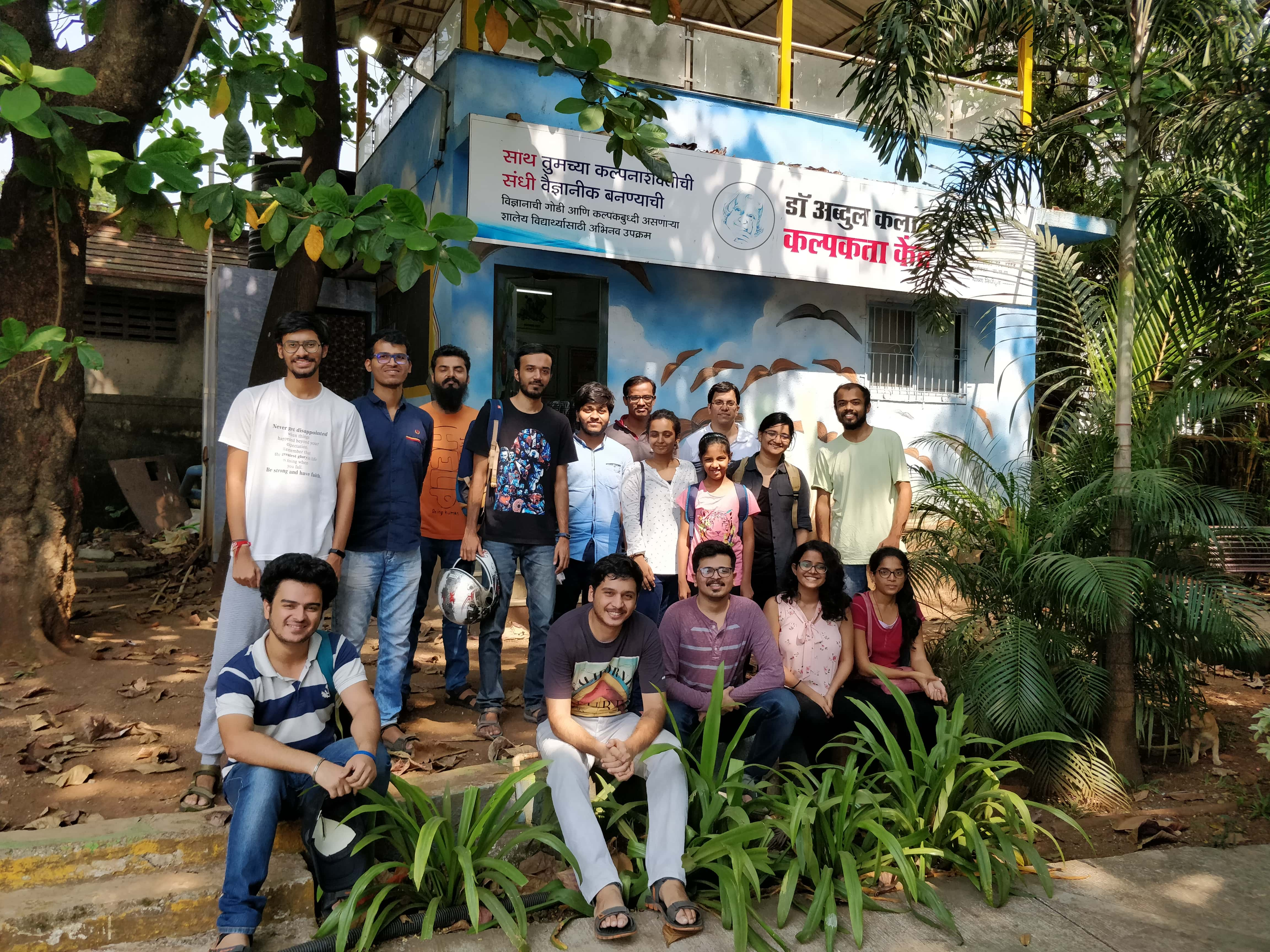Lecture Series Batch 2018 at Thane
