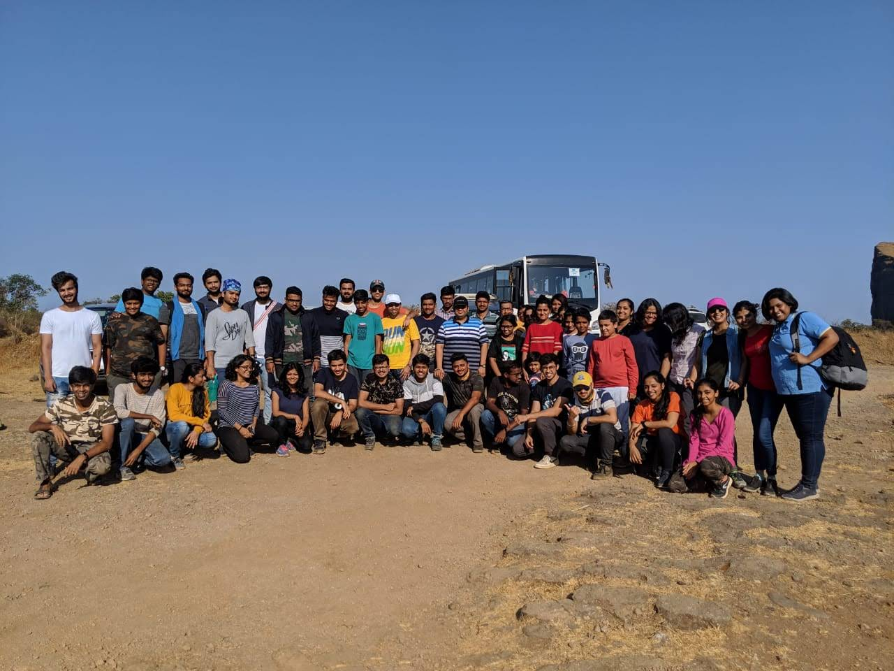 Overnight Stargazing event at Naneghat on 6th April, 2019